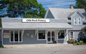 Gills Rock Pottery 2016 Dave Gilo