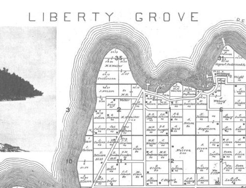 Official Map and History of the Town of Liberty Grove