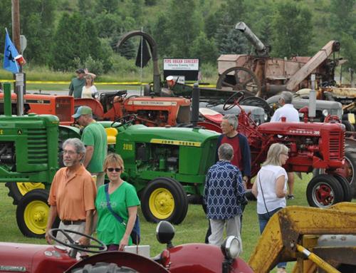 Antique Tractor & Arts Festival 2021